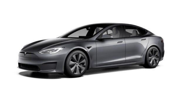 Tesla Model S 2021 года под заказ