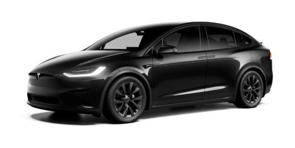 Tesla Model X Long Range 2021 года под заказ