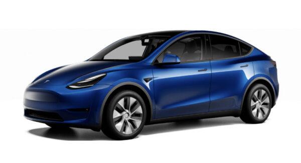 Tesla Model Y Long Range 2021 года под заказ